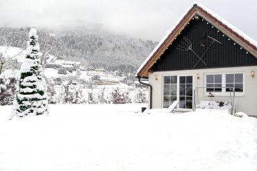 Tischlmühle Winteraussicht