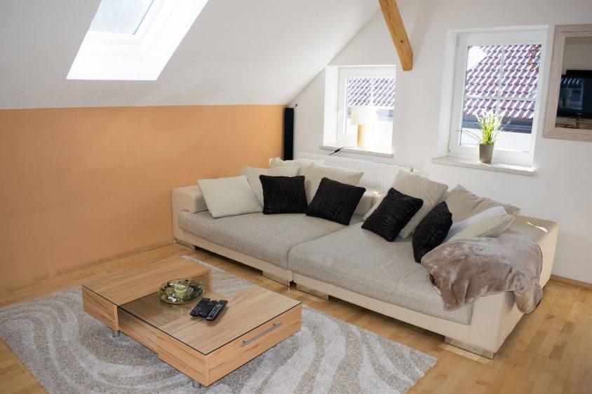 Tischlmühle Appartements - Dachgeschoß