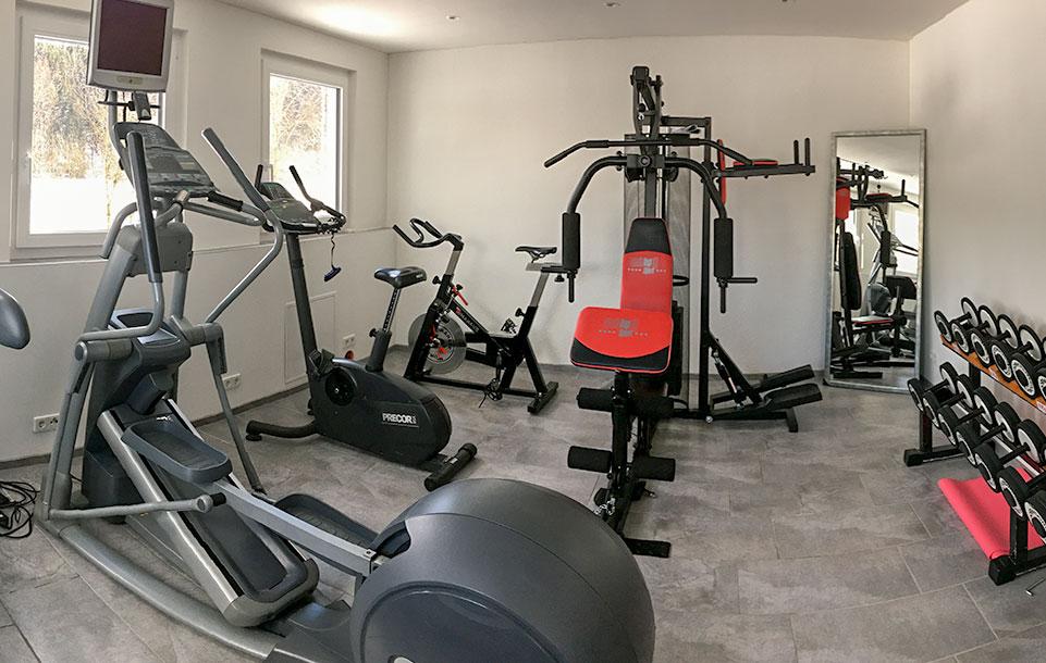 Tischlmühle Appartements inkludiert Leistungen - Fitnessraum