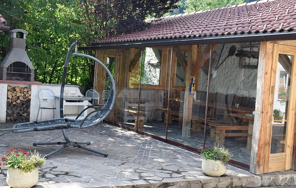 Tischlmühle Gartenlaube