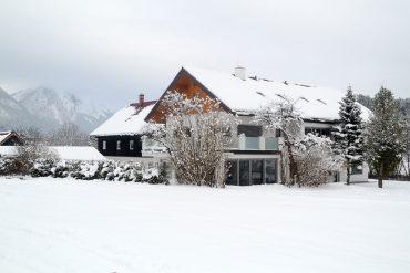Tischlmühle Winterlandschaft